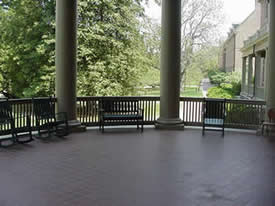 barrett porch
