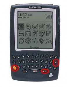 Anyone remember when the Blackberry was all the rage? We just take it for granted now I guess.