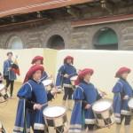 Concerto Italiano, drum line