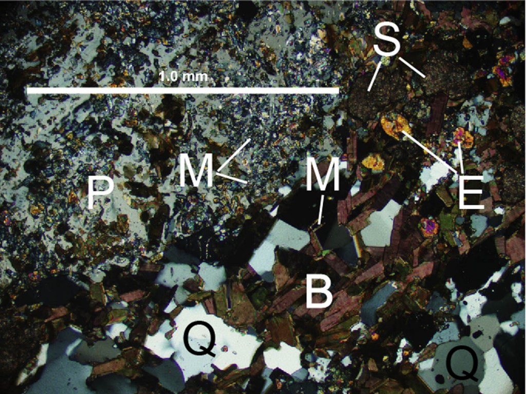Ybg thin section