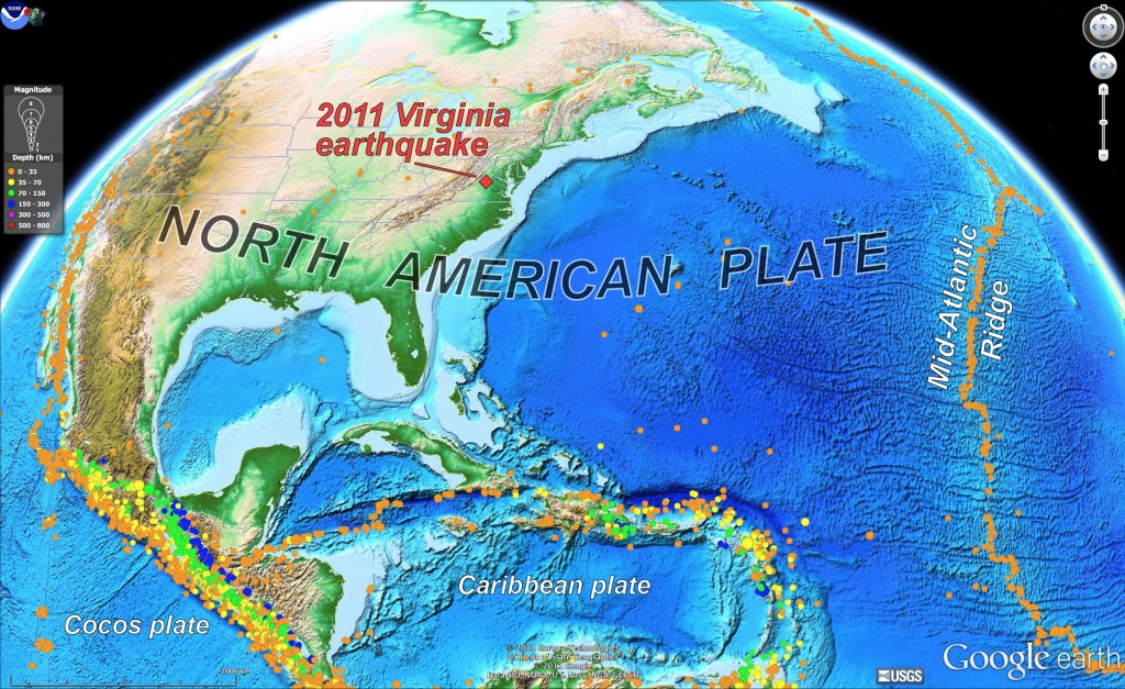 North American plate