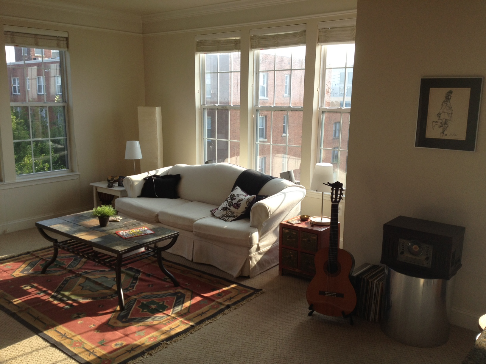 First Apartment: The Reprisal of the Collegiate \