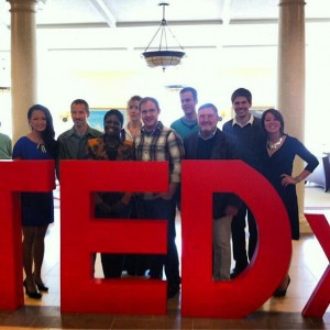 The inaugural TedxCollegeofWilliamandMary speakers.