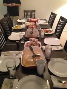 DC Program Thanksgiving Dinner