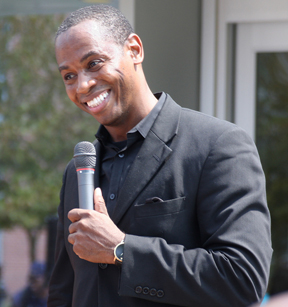 Dr. Adolph Brown III | Source: Sinclair Community College