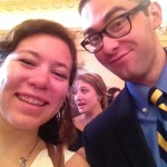 Jenn and Me. Selfie