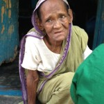 A Grameen Bank borrower