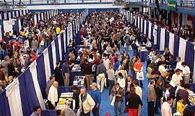 A typical college fair
