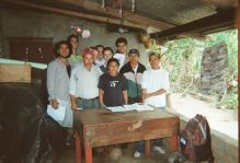 chaguite signing photo