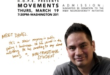 HOPE presents MOVEMENTS graphic