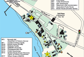 Gloucester Point Campus Map