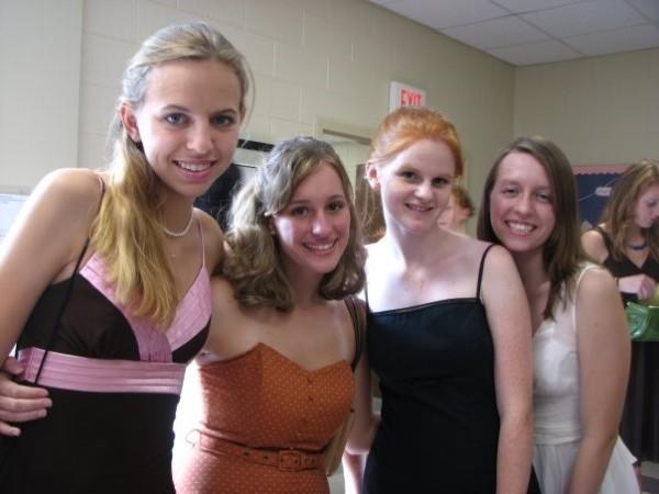Freshman Hallmates
