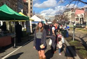 Beautiful day in DC -Photo credits to Ellen Longman-