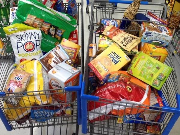 spring 16 snack cart