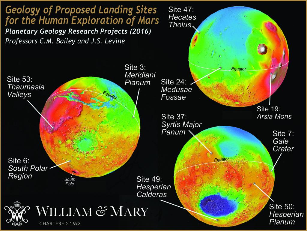mars human landing site - photo #22