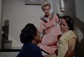Annie, Sarah Jane and Lora in turmoil.