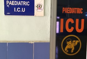 Outside the Pediatric ICU