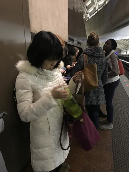 metro first time