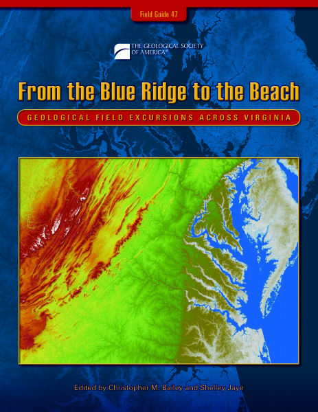 Cover of the GSA Field Guide 47