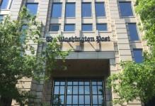 The Washington Post building