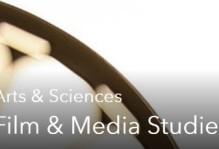 Background image for Arts & Sciences: Film & Media Studies
