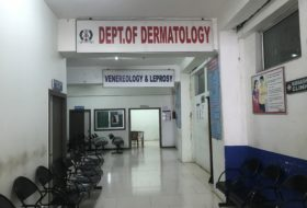 This is the entrance to the DVL department.