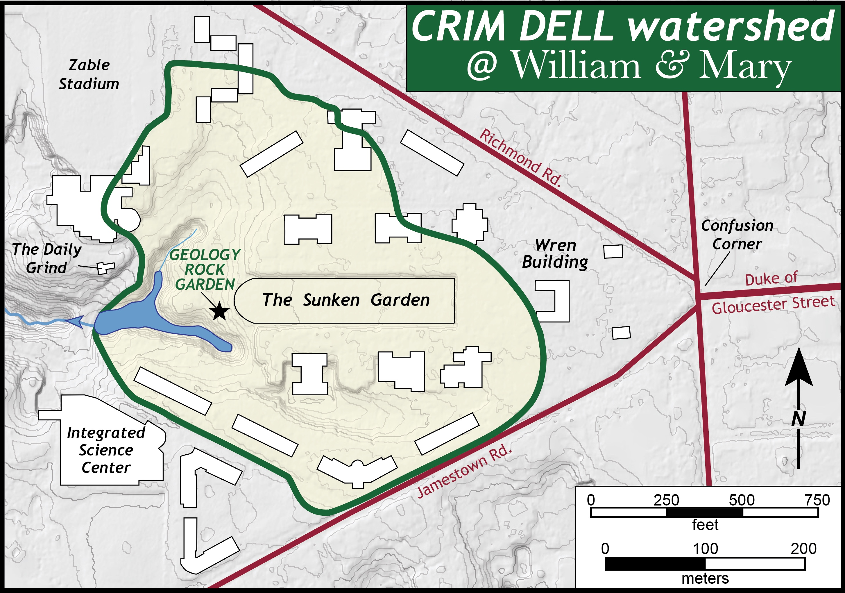 When Things Turn Grim At Crim Dell The William Mary Blogs