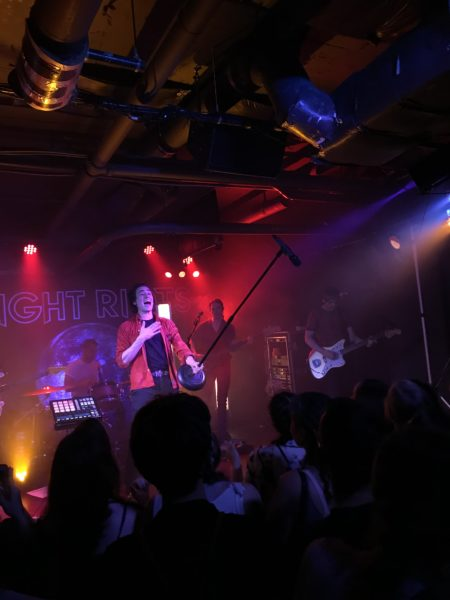 Night Riots at U Street Music Hall, one of the 9:30-affiliated venues.