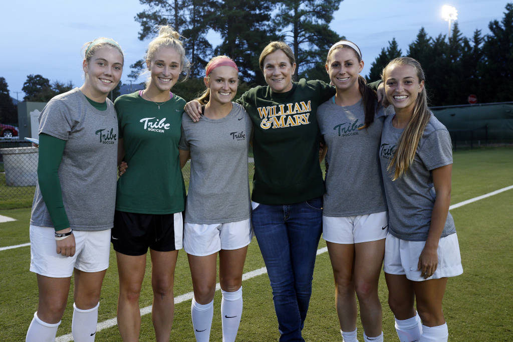 Image result for william and mary women's soccer